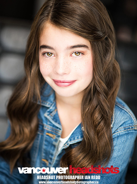 Vancouver Kids and Teens Headshots